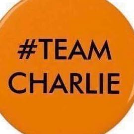 Fundraising Page: Charlie Hunt